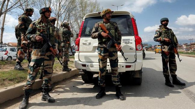 Terrorist killed in encounter with security forces in Bandipora