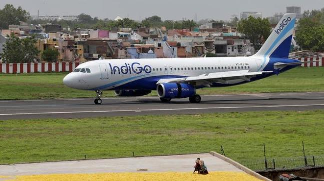 Kolkata bound IndiGo returns to Mumbai over engine failure