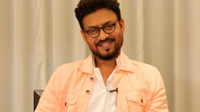 I have been diagnosed with neuroendocrine tumour, says Irrfan Khan