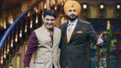Kapil Sharma and Navjot Singh Sidhu