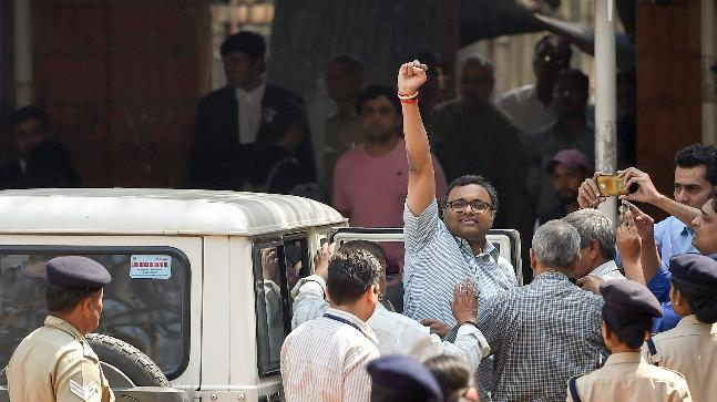 Karti ran ASCPL through his CA admit directors: CBI