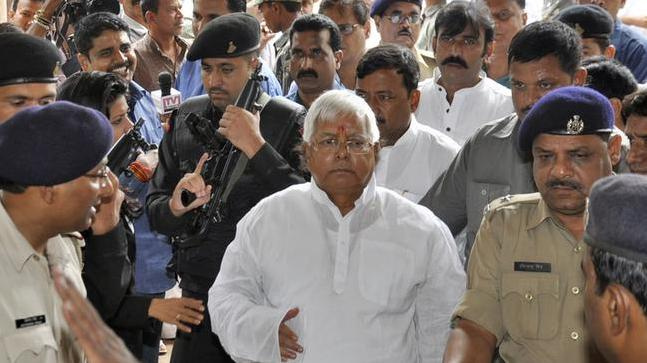 Fodder Scam: Lalu gets 14-year imprisonment