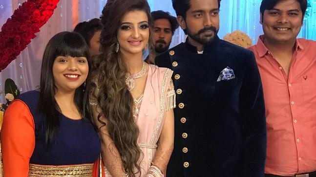 Congratulations! Saath Nibhaana Saathiya's Paridhi aka Lovey Sasan