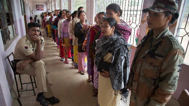 Meghalaya Assembly elections (Photo: AP)