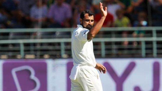 Mohammed Shami, accused of cheating on his wife, says it is all a conspiracy to defame him (Reuters Photo)