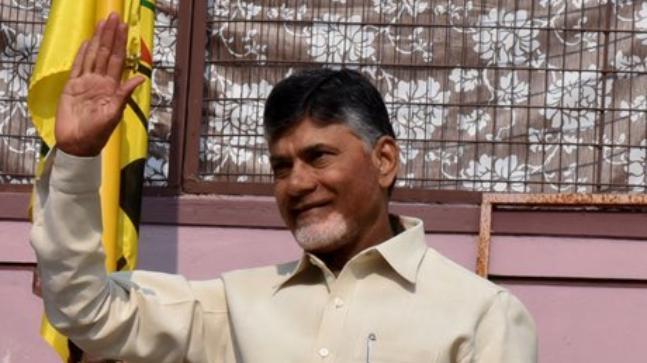 TDP chief and Andhra Pradesh Chief Minister Chandrababu Naidu