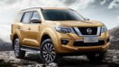 Nissan reveals details on its latest Terra SUV