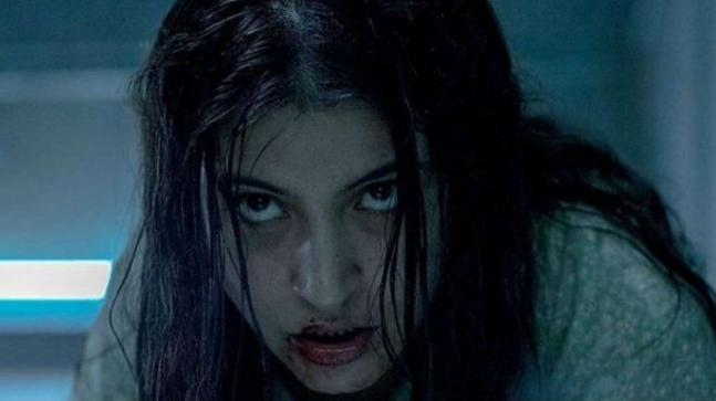 A still from the film, Pari