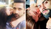 "Bigg Boss 11's Puneesh Sharma gives befitting reply to trolls who mocked him for ""copying Virushka pose"""