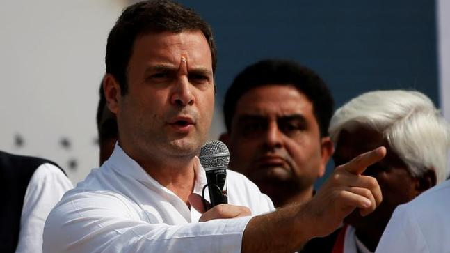 Ahead of Congress's plenary session, Rahul Gandhi has constituted many committees