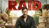 Raid box office collection Day 5: Ajay Devgn's film crosses the Rs 50-crore mark