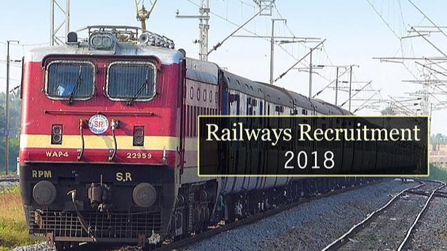 Indian Railway Recruitment 2018