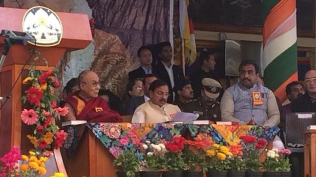 Tibetan leader urges efforts to enable Dalai Lama's return