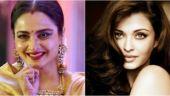 Rekha's emotional message to Aishwarya Rai Bachchan: You've come a long way baby, endured so much