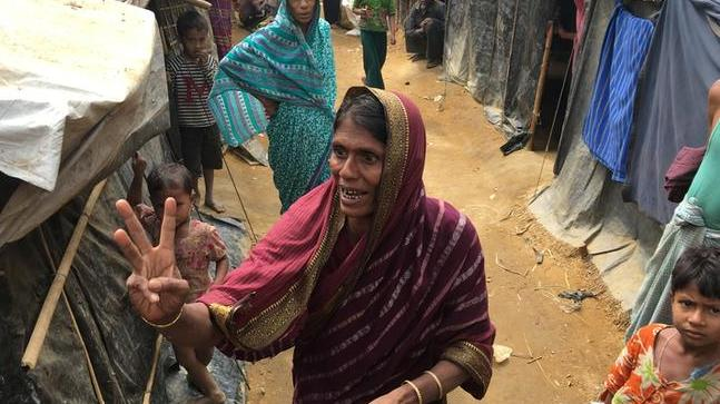 Safe return of Rohingya 'impossible' amid violence, forced starvations