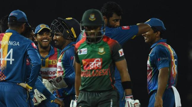 Mahmudullah blitz takes Bangladesh to tri-series final