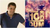 Dus Ka Dum: Salman Khan takes inspiration from Shah Rukh Khan's Raees in the new teaser
