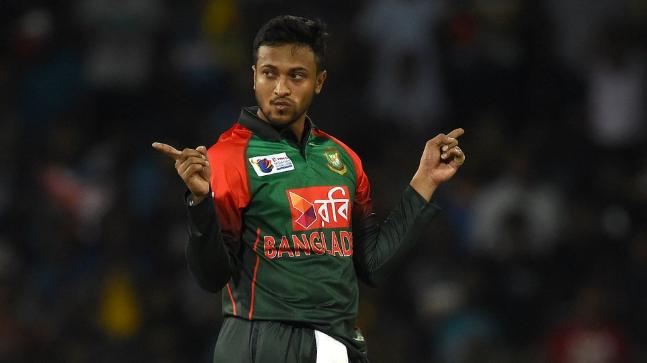Bangladesh bowl, Shakib in for Abu Hider
