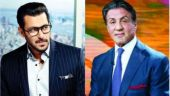 Salman Khan and Sylvester Stallone: Twitter to Race 3, unlikely friends