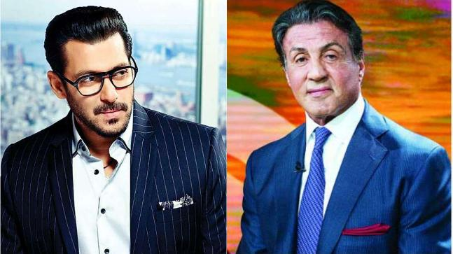 salman khan and sylvester stallone twitter to race 3 unlikely