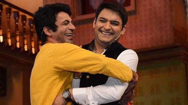 Image result for kapil coming back with his comedy show