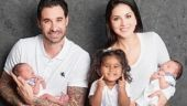 Sunny Leone thanks God for twins born by surrogacy