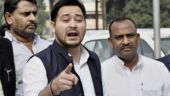 RJD leader Tejashwi Yadav accuses CM Nitish Kumar of reaping benefits of BJP's divisive politics