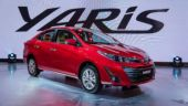 Toyota opens Yaris bookings in India
