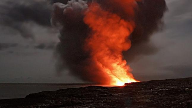 Scientists Capture Sound Of Volcanic Thunder For The First Time