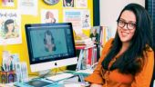 Young illustrators and doodlers popular on social media talk about their journeys