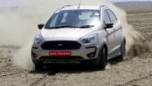 Ford Freestyle to launch on April 26