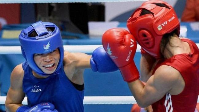 Mary Kom will face Kristina O'HARA of Northern Ireland in the Women's 45-48kg Final Bout
