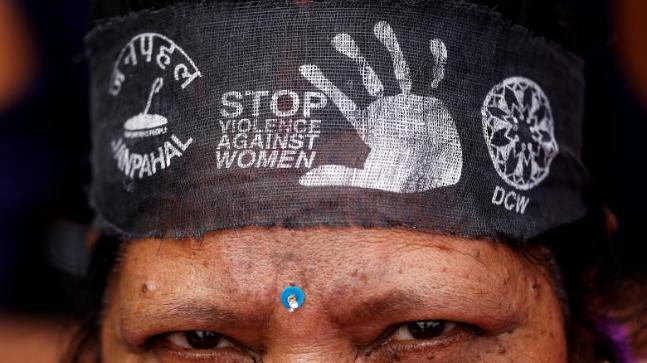 17-year-old raped (Photo: Reuters)