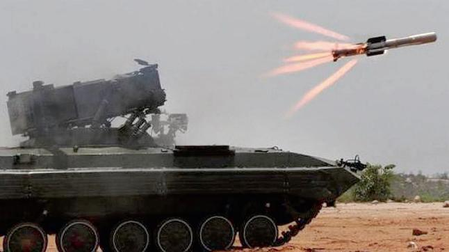 300 Nag missiles and around 25 Nag Missile Carriers (NAMICA) worth around Rs 500 crore to be acquired by the Indian Army. (File Photo)