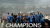 April 2, 2011: Celebrating India's World Cup triumph 7 years ago
