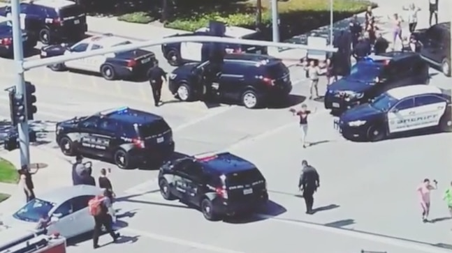 Casualties reported as shots fired at YouTube offices in