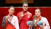 Manika Batra 1st Indian woman to win CWG Gold in women's singles table tennis