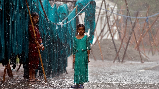 India is likely to receive average monsoon rains in 2018 (Photo: Reuters)