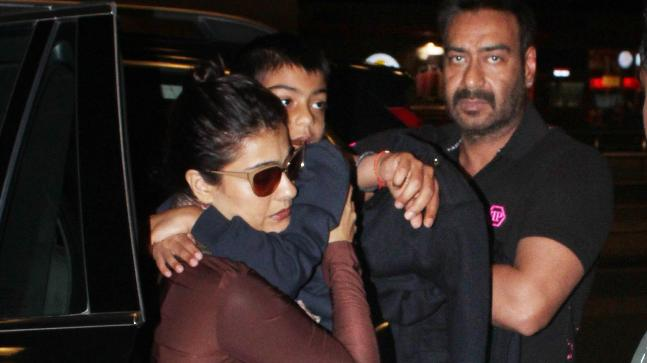 Ajay Devgn celebrates birthday in Paris with family