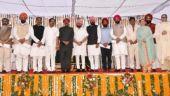 Nine Punjab ministers sworn in amid heartburn