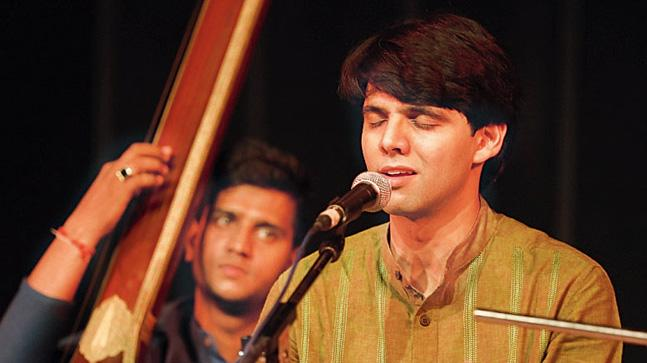 Classical singer Ujwal Nagar will perform in Delhi on Sunday.