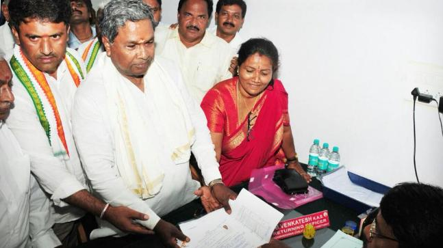 Congress to fight Karnataka polls solo: Siddaramaiah