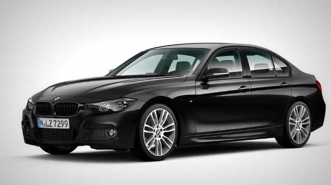 BMW launches 3-series Shadow Edition at Rs 41.40 lakh