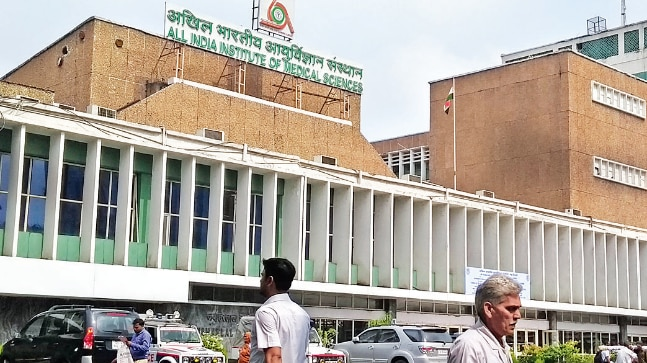 Fake Doctor Caught at AIIMS