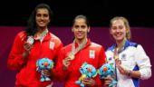 CWG Day 11, Highlights: Saina Nehwal bags Gold, Srikanth settles for Silver