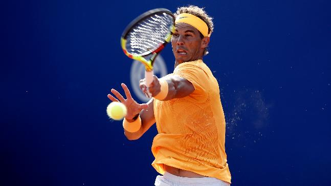 Rafael Nadal sustains fiery form, cruises his way into Barcelona Open quarterfinals