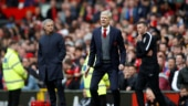 Arsene Wenger loses last game at Old Trafford, Manchester City 2 points away from record