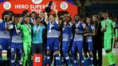 Super Cup: Sunil Chhetri double helps Bengaluru FC rout East Bengal enroute title