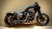 This modified Royal Enfield will make you drool