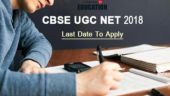 CBSE UGC NET 2018: Last date for registration today, apply now at cbsenet.nic.in